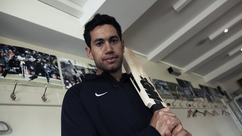 Ross Taylor at Lord's in 2019.