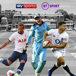 Live sport at the Lord's Tavern.