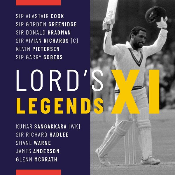 Lord's Legends: The Final XI