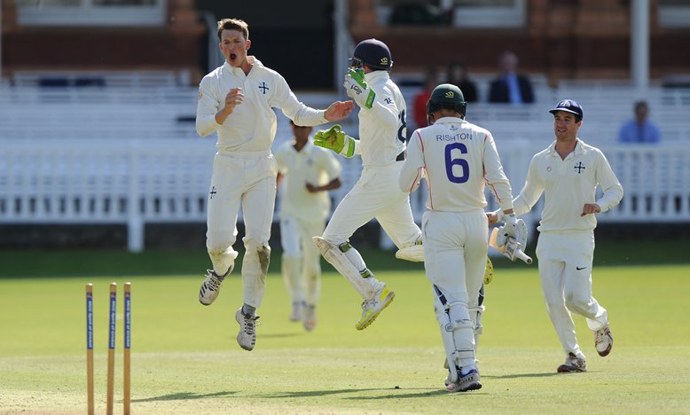 2018 MCC Universities Final at Lord's