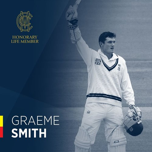 Graeme Smith Honorary Life Member